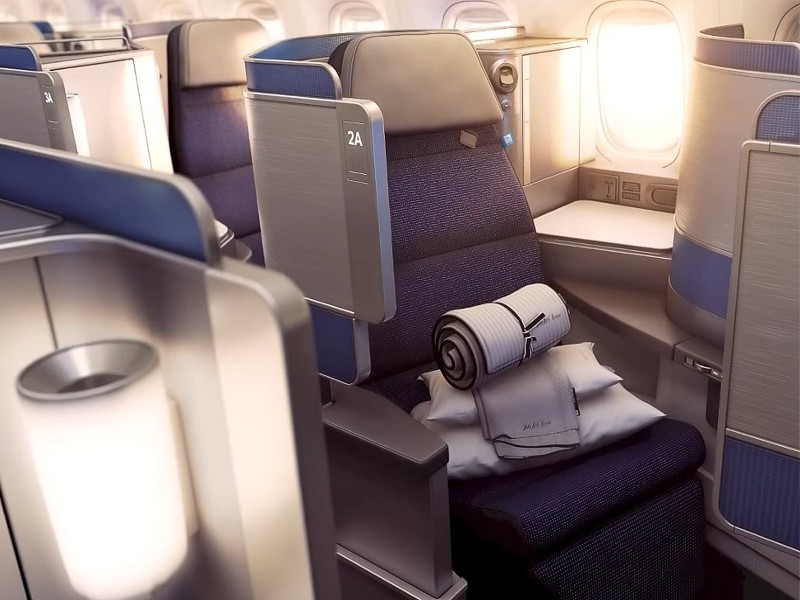 Which Routes Offer The New United Polaris Seats Route Guide